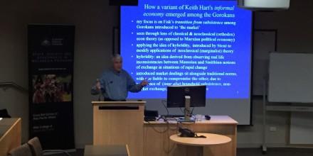 John Conroy presentation image