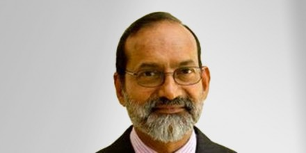 Professor Rajesh Chandra is the Vice-Chancellor and President of The University of the South Pacific. Image USP