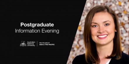 Postgraduate Information Evening