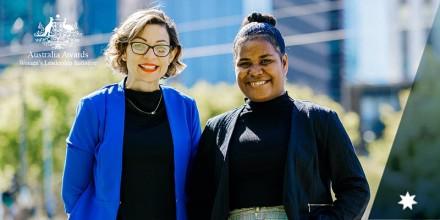 Australia Awards Women's Leadership Initiative Event