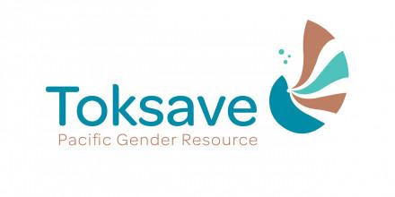 Toksave Pacific Gender Resource Logo