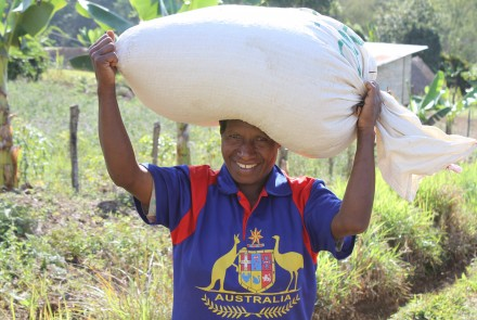 Do no harm research examines women's economic empowerment among Coffee smallholders in the Eastern Highlands Province