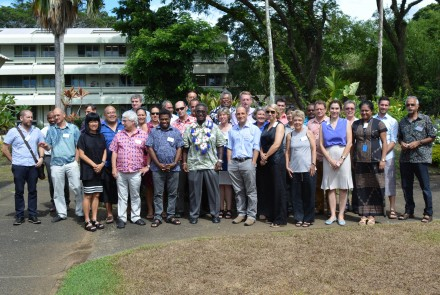 Oceans Governance: Shaping our Future' Conference.  Image SSGM