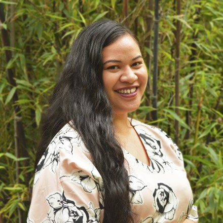 Gemma Malungahu, Research Fellow, Department of Pacific Affairs