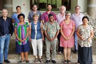 Members of the Urbanisation Workshop
