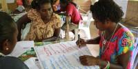 Women in Bougainville