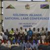 Solomon Islands National Land Conference