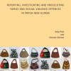 Cover of Reporting, Investigating and Prosecuting Family and Sexual Violence Offences in Papua New Guinea