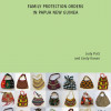 Cover of Family Protection Orders in Papua New Guinea - Main Report