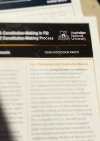 SSGM Discussio Paper
