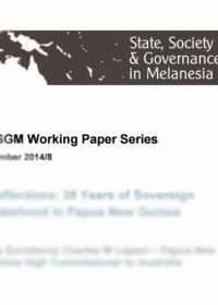 SSGM Working Paper