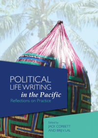 Political Life Writing in the Pacific cover